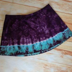 Lucky Brand swimsuit 😎 skirt. Size XS-S